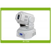 LED Mini Moving Head Spot 75Watt White innovative and affordable products Manufactures
