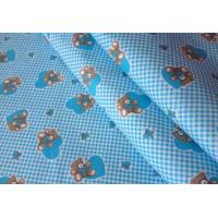 China Cotton Yarn Dyed Flannel Fabric on sale