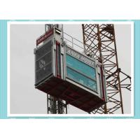 China Industrial Lift Personnel And Materials Hoist Construction Elevator SC320G on sale