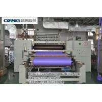 High Efficiency Non Woven Fabric Making Machine With SIEMENS PLC Control System Manufactures