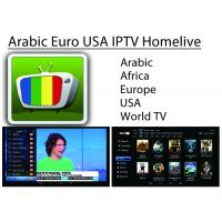 China Homelive apk Global package Arabic Europe USA Indian Pakistan IPTV with 1100+ Live+VOD channels for android device on sale