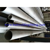Bright White Duplex 31803 Stainless Steel Seamless Tubes For Construction Manufactures