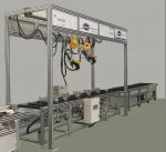 Manual Busbar Machine Busbar Fabrication Machine Assembly Line Manufactures