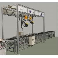 Buy cheap Manual Busbar Machine Busbar Fabrication Machine Assembly Line from wholesalers