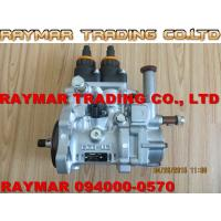 DENSO Fuel injection pump 094000-0570, 094000-0574 for KOMATSU 6251-71-1121, 6251711121 Manufactures