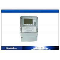 Electronic Type Digital Multifunction Meter White Gray Color DTSD1088 Model Number Manufactures