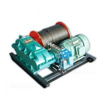 Slow Speed Electric Wire Rope Winch Manufactures