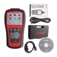 Autel Maxidiag Elite MD703 OBD2 Code Scanner For Ford / GM / Chrysler Airbag System Manufactures