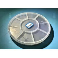 6 Inch 4H Silicon Carbide SiC Substrates Wafers For Device Epitaxial Growth Customized Manufactures