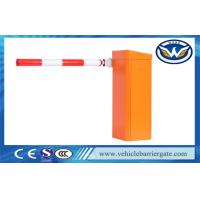Solar Powered Vehicle Security Barriers, Car Park Barriers For Underground Parking Lot Manufactures