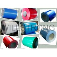 Blue Color Coated Aluminum Coil With Aluminum Alloy 3003 H18 For Construction Material Manufactures