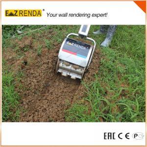 Non Shoveling Flexible Small Concrete Mixer For Gardening / Mixing Animal Fodder Manufactures