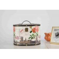 Travel Cosmetic Makeup Storage Bag Lockable Light Weight With Big Capacity Manufactures