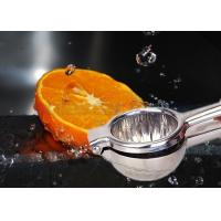 Quality Commercial Kitchen Tools Manual Stainless Steel Lemon Squeezer Juicer for sale