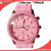 China High quality quartz watch,silicone rubber watch on sale