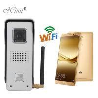 Intelligent Waterproof Video Door Phone Metal Case Video Intercom Doorbell Manufactures
