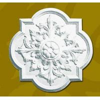 China Romantic Decorating With Ceiling Medallions , White Ceiling Panels on sale