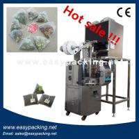 automatic nylon and PET tea bag making packing machine price Manufactures