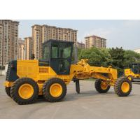 CHANGLIN 713H 12 Tons Motor Grader Machine With Air Conditioner For Road Leveling Manufactures