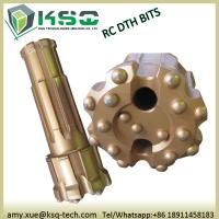 Reverse Circulation RC Hardened Drill Bits For Mining Well Drilling Manufactures