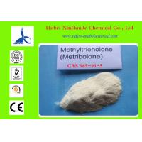 Metribolone Methyltrienolone Methyltrenbolone Raw Tren Power CAS 965-93-5 Manufactures