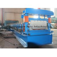 460 Join Hidden Standing Seam Roofing Sheet Roll Forming Machine 2 Years Warranty Manufactures