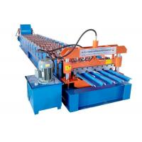 Professional Sheet Metal Roll Forming Machines Dimensions L9.0 X W1.8 X H1.5 M Manufactures