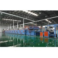 Fabric Electrostatic Flocking Machine Auto Temperature Control  Condruction Oil Heating Manufactures
