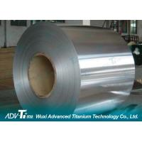 Quality Alloy Industrial Titanium Strip Coil Gr4 Light With Cold Rolled Technique for sale