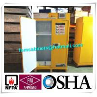 Flammable Filtered Safety Cabinets with ductless filtration and ventilation system Manufactures