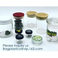 Glass Jar 3ml,5ml,7ml,10ml,15ml,30ml Storage Bottles & Jars, Small Glass Jars Containers Silicone,Plastic,Bamboo,Glass Manufactures