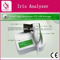 Portable Digital Iris Analyzer, Hair And Skin And Iris Analyzer Manufactures