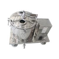 China High Speed Jacketed Botanical Extraction Centrifuge Industrial Separator For Spin on sale