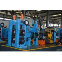 Automatic Weld ERW Pipe Mill HG32 Tube Forming Machine 300kw Power Manufactures