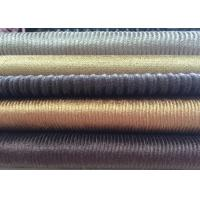 11W 14W 21W 28W New Design Corduroy Fabric Stripe Velvet Fabric For Garment Manufactures