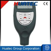 Magnetic induction 1250um Coating Thickness Gauge TG8825 for non - magnetic coating layers Manufactures