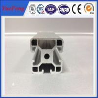 Buy cheap 3D printer parts T slot aluminium extruded sections aluminium frames profile from wholesalers