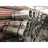 Heat Treatment Welded Seamless S136 Stainless Steel Pipe Manufactures