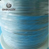 CE Approved FeCrAl Alloy NiCr2080 Heating Flat Wire For Sealing Machine Manufactures