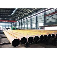 Grade 8620 Seamless Steel Hydraulic Tubing / Underground Boiler Pipe Astm A519 Manufactures