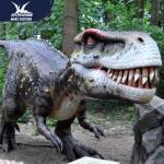 Zoo Equipement High Quality Realistic Dinosaur Models Handmade Robotic Dinosaur Model Manufactures