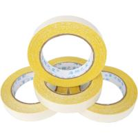 Residue Free Double Sided Carpet Seam Tape Cotton Cloth Fit All Floor Surfaces Manufactures