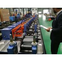 China Custom Welded Pipe Machine , Large High Frequency Pipe Welding Machine on sale