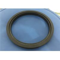 China Mine Pulverizer PTFE Spring Oil Seal Energized Oil Double Spring Seal on sale