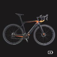 Disk Brakes Electric Assist Commuter Bike Max Speed < 30km/H Puncture Resistant Tires Manufactures