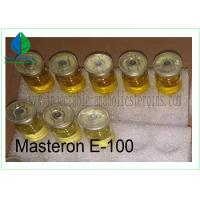 China Liquid Anabolic Steroids Drostanolone Enanthate 100mg/Ml for muscle growth on sale