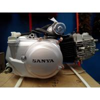 Air Cooled Motorcycle Replacement Engines , Single Cylinder Motorcycle Engine Parts Manufactures