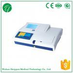 Semi Auto Biochemistry Analyzer Hospital Medical Equipment 340nm - 800nm Manufactures