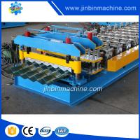 China Hot sale Automatic glazed tile cold roll glazed tile forming machine on sale