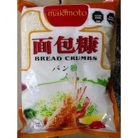 White Whole Wheat Panko Bread Crumbs Low Calorie 5mm With Japanese Style Manufactures